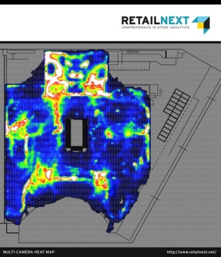 3 Incredible Big Data Heat Maps - Dataconomy