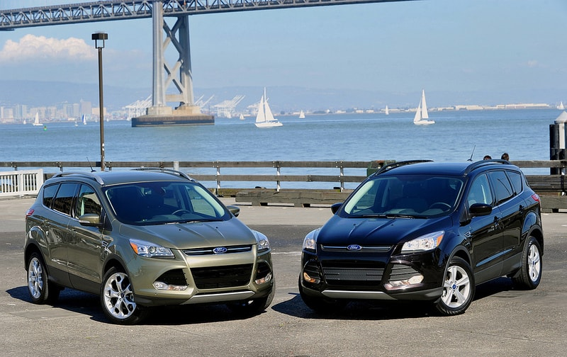 2013 Ford Escape- Ford and Big Data