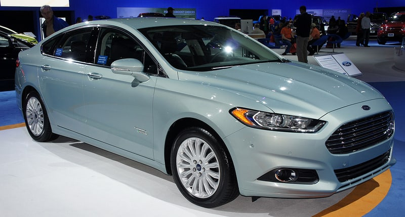 Ford Fusion Energi- Ford and Big Data