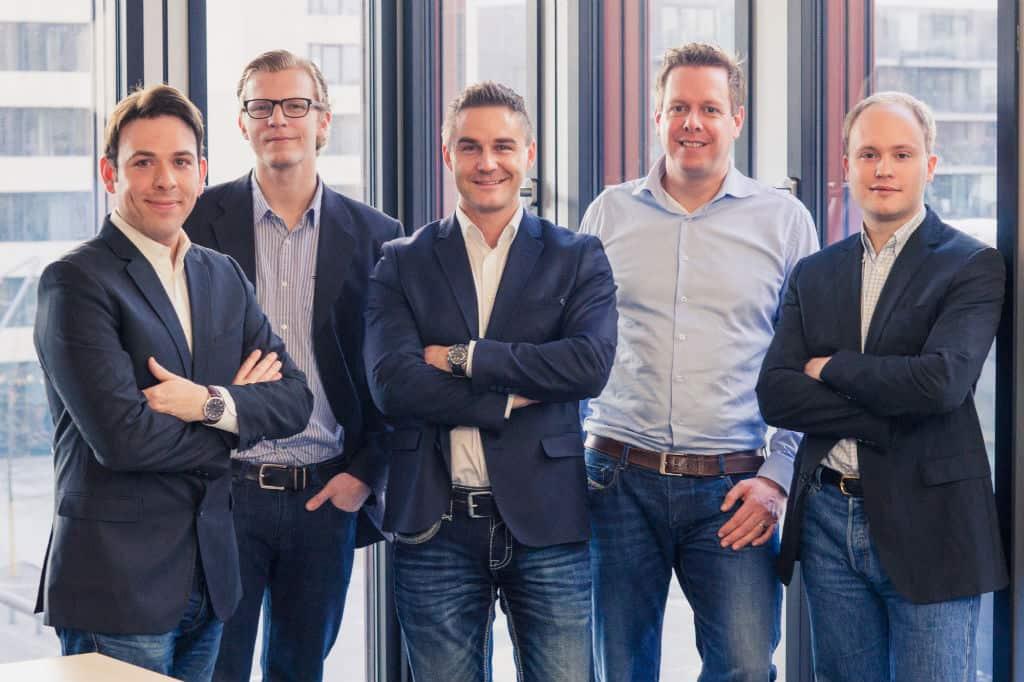 Management Team Kreditech