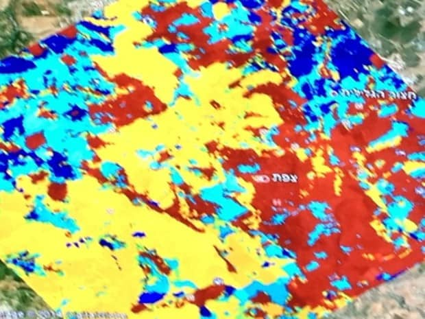 Matash Israels Big Data Firefighting System Map