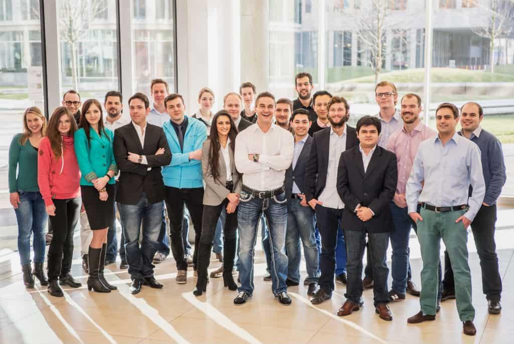 Team 1 Kreditech