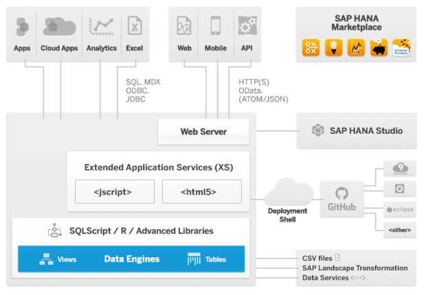 Understanding Big Data Cross Analytics Infrastructure SAP