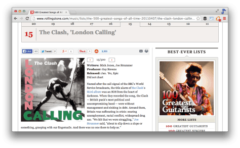 Sex and Drugs and Rock'n'Roll Analysing the Lyrics of The Rolling Stone 500 Greatest Songs of All Time