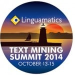 Linguamatics Text Mining Summit