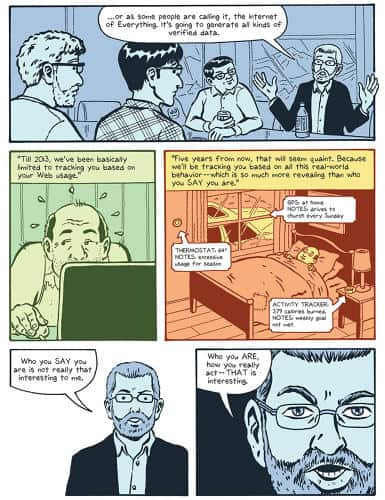 This Comic Can Help Us Understand Our Place in the World of Big Data 2