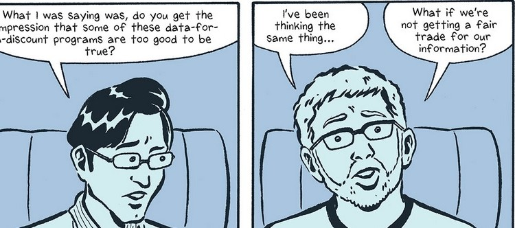 This Comic Can Help Us Understand Our Place in the World of Big Data Featured