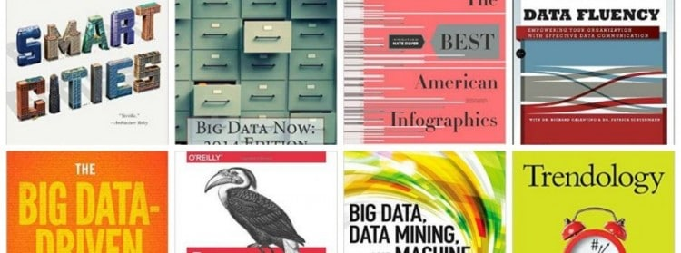 Top 14 Big Data Books of 2014
