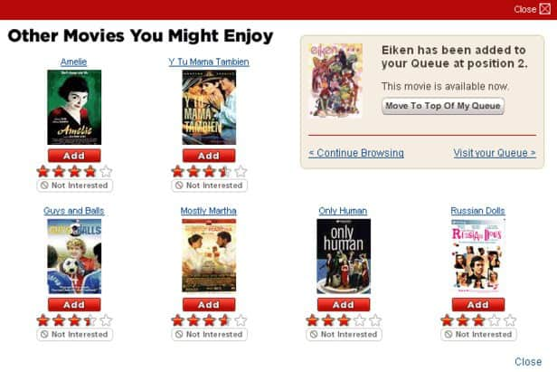 Introduction What is a Recommendation Engine Netflix