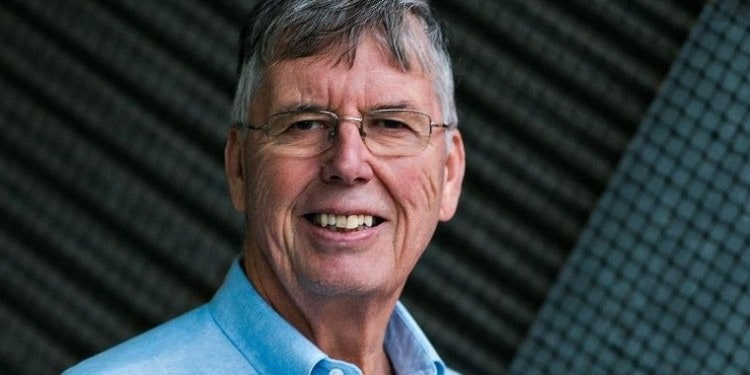 Dr Michael Stonebraker Data Wizard ACM Turing Award