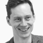 Johan Lorenzen, CEO of Holvi