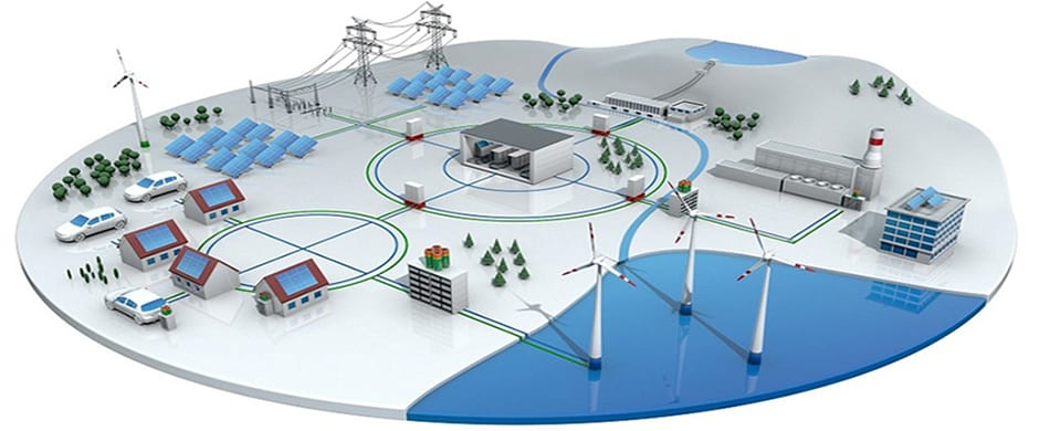 Smart Grid, from 3M