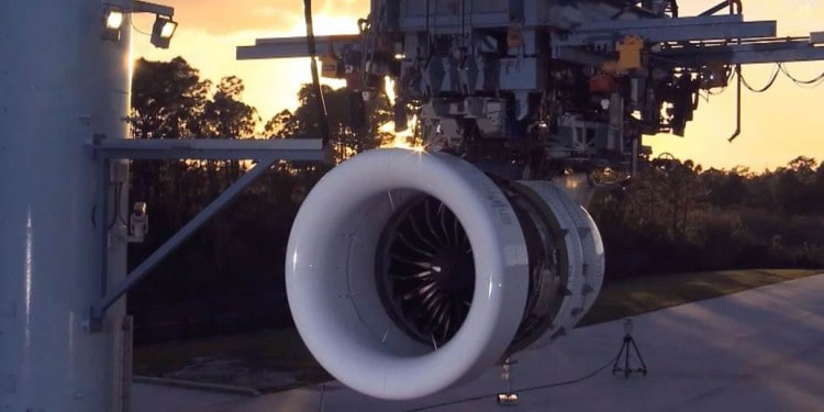 Aircraft engine