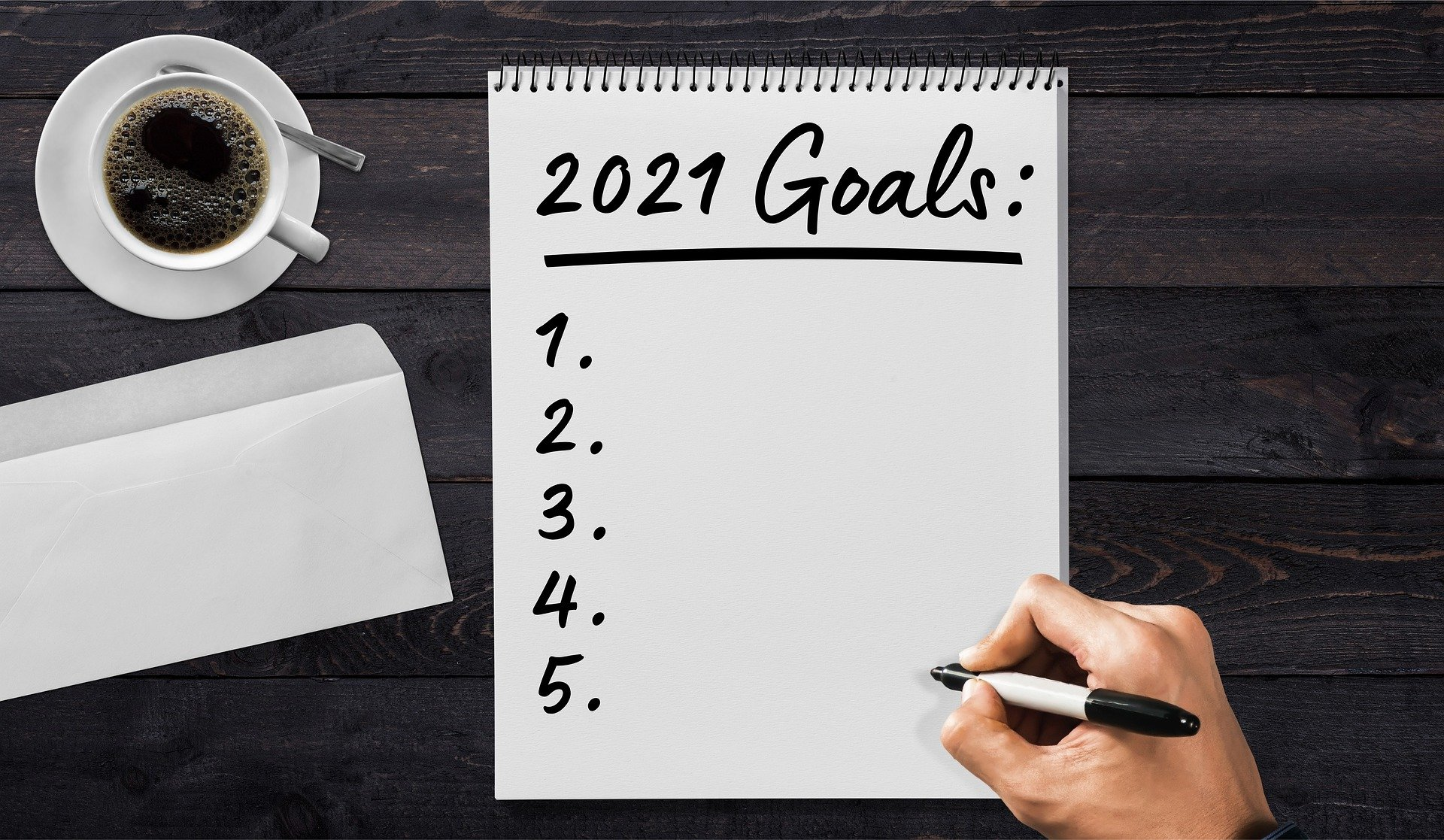 5 new year's resolutions to improve how organizations work with data in 2021