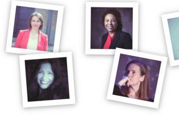 Women leading AI