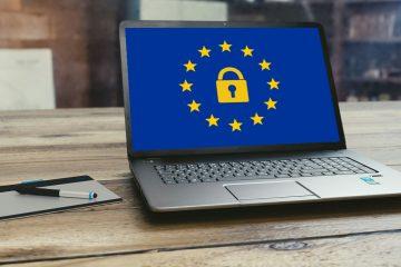 Data privacy by design GDPR