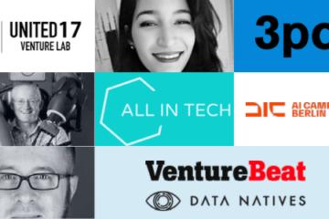 Data Natives x VentureBeat Transform speakers and partners